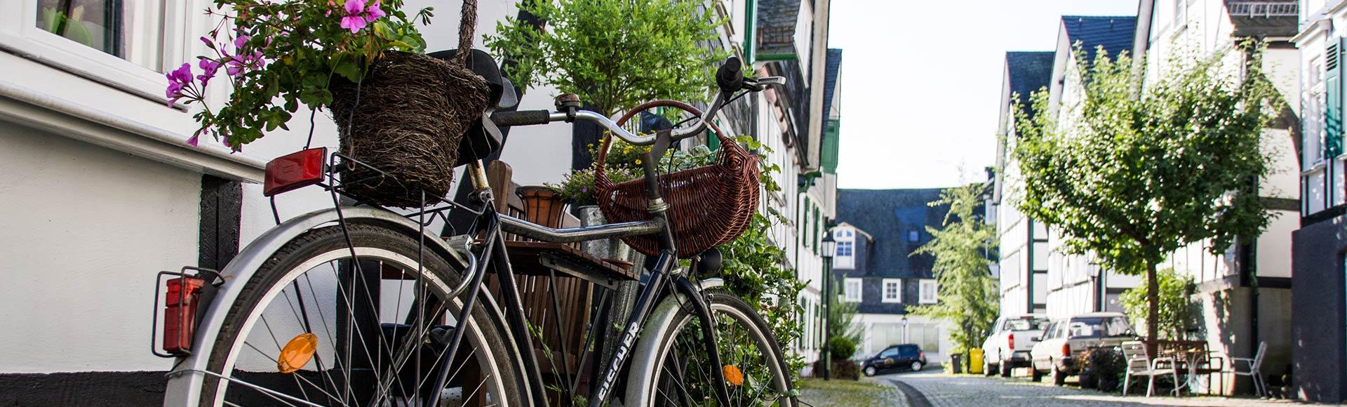 Freudenberg Radfahren