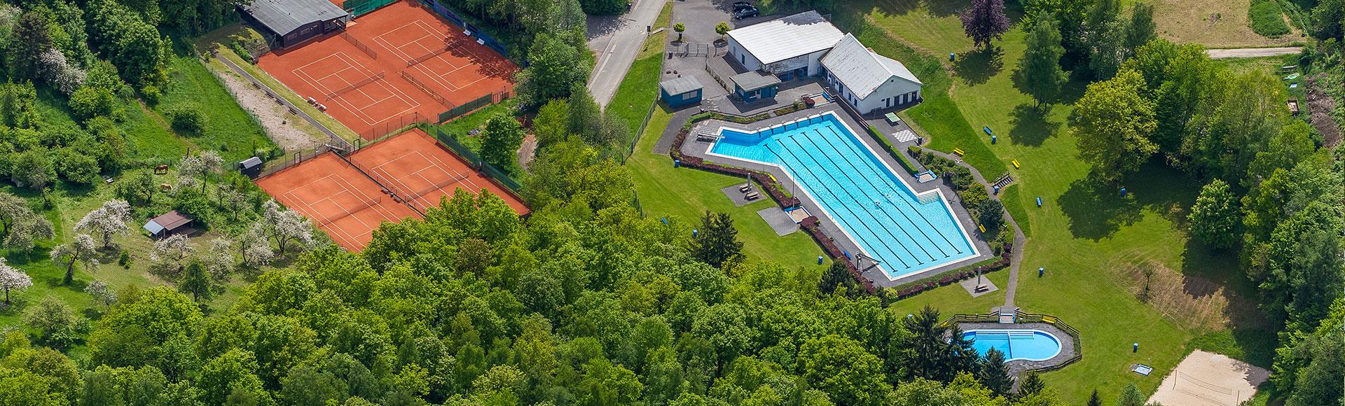 Freudenberg Schwimmen