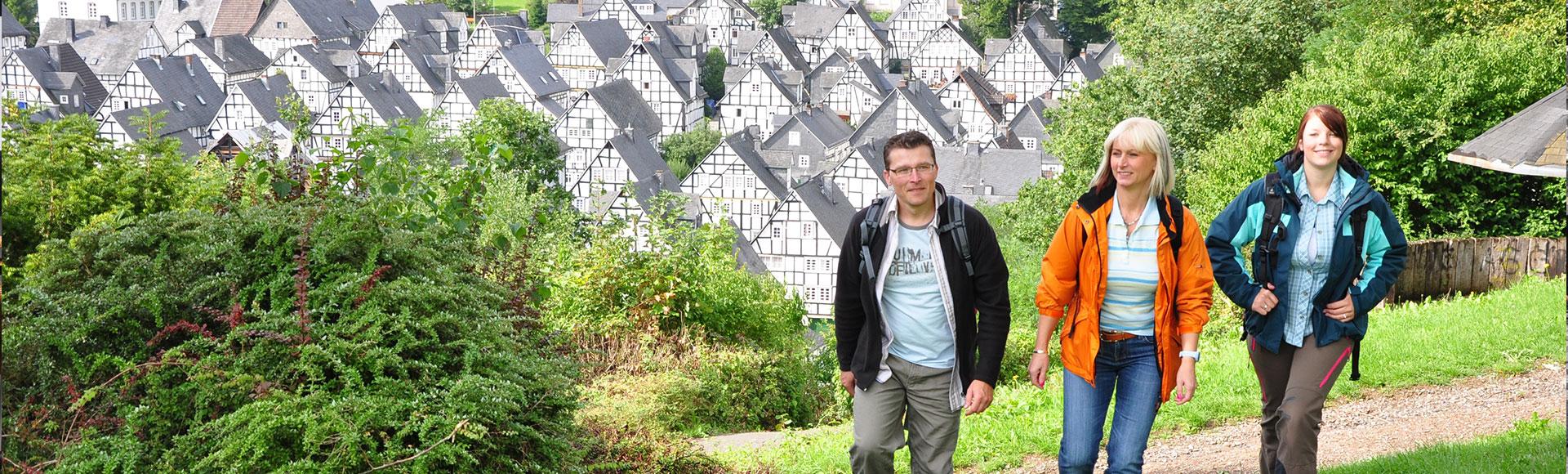 Freudenberg Tourismus